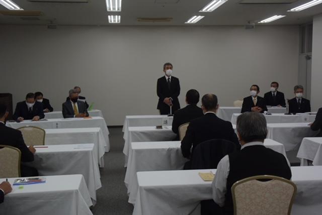 令和3年度剣道段位審査員候補者研修会が開催