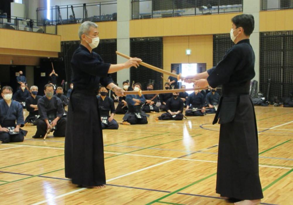 令和3年度剣道中央講習伝達講習会を開催